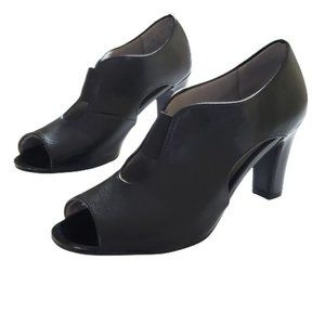 LifeStride Carla Slip On Comfort Dress Heels 7.5